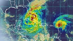 Les ouragans Irma et Jose