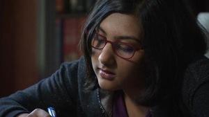 À 12ans, elle récite 400décimales de pi par coeur