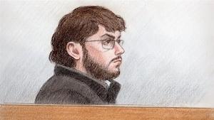 Ismaël Habib est soupçonné d'avoir voulu quitter le Canada pour rejoindre un groupe terroriste.