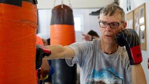 Jacques Séguin pratique la boxe pour combattre la maladie de Parkinson