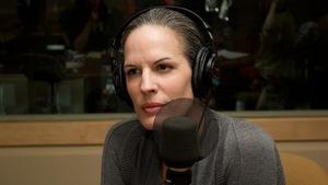 L'auteure et artiste multidisciplinaire Karoline Georges.