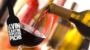 Chronique vin