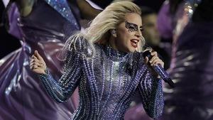 Lady Gaga au Super Bowl LI