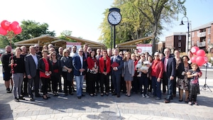 Lancement de la campagne de Centraide Bas-Saint-Laurent