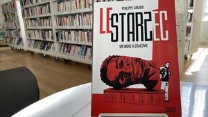 Le nouvelle BD « Le Starzec ».