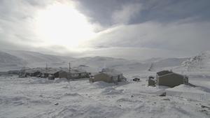 Le village de Salluit, au Nunavik