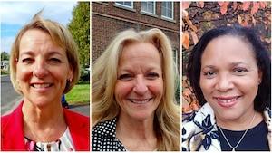 Longueuil: trois femmes, trois visions