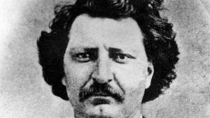 Louis Riel, chef métis et fondateur du Manitoba