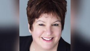 Lucie Joubert, professeure titulaire et directrice du Département de français à l'Université d'Ottawa.