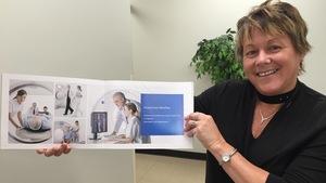 La directrice générale de l'Hôpital Notre-Dame de Hearst, Lynda Morin.