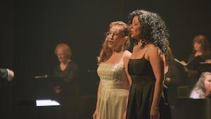 Lyne Fortin et Julie Nesrallah en duo à Rimouski