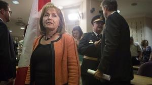L'ancienne ministre ontarienne Madeleine Meilleur