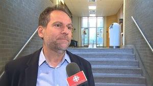 Le maire de Sept-Îles et préfet de la MRC de Sept-Rivières, Réjean Porlier.