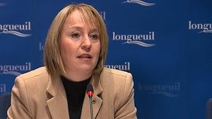 La mairesse de Longueuil, Caroline St-Hilaire