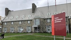 Le Manoir du Saguenay.