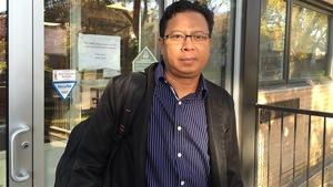 L'infirmier Marlon Gonzales est accusé d'avoir harcelé sexuellement des collègues lorsqu'il travaillait au centre de soins de longue durée de Balcarres.