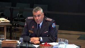 Le policier Jean Vicaire témoigne à la commission d'enquête Viens à Val-d'Or