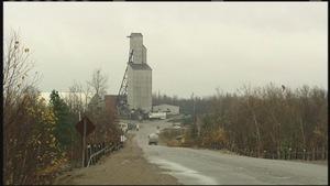 La mine Lockerby à Sudbury