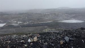 La mine Renard