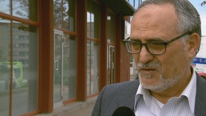 Le président du Centre culturel islamique de Québec, Mohamed Labidi
