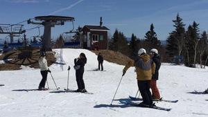 Ski au Mont-Comi