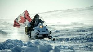 Des militaires débarquent dans le Grand Nord