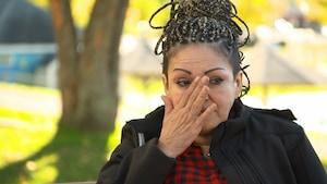 Nicole a porté plainte contre un ex-chef de police atikamekw