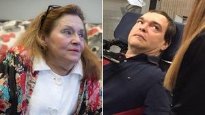 Nicole Gladu et Jean Truchon, deux personnes qui souhaitent obtenir l'aide médicale à mourir.