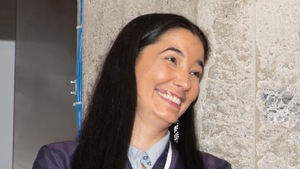 Odile Joannette, directrice générale du Wapikoni mobile