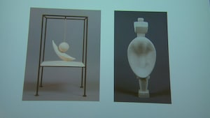 Des oeuvres de l'artiste Alberto Giacometti seront présentées à Québec