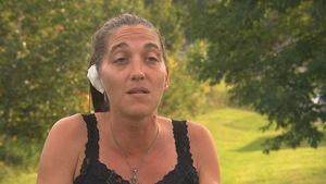 Sandra Martineau aurait été victime d'une agression tôt dimanche matin au rodéo de nuit de Saint-Tite qui pourrait bien lui coûter une partie du pavillon de son oreille.