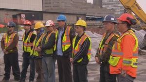 Le chantier de construction du projet Zibi accueille ses premiers travailleurs autochtones.