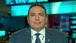 Le chef national de l'Assemblée des Premières nations, Perry Bellegarde