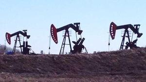 Des foreuses de pétrole