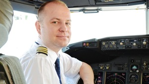 Le pilote Miroslav Gronych