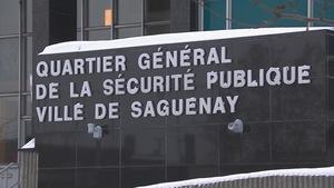 Le quartier général de la Sécurité publique de la ville de Saguenay