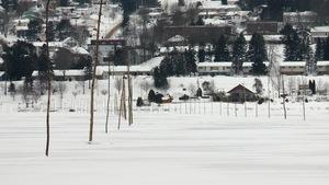 Pont de glace entre Témiscouata-sur-le-Lac et Saint-Juste-du-Lac