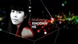 La réalisatrice sino-québécoise Xiaodan He.