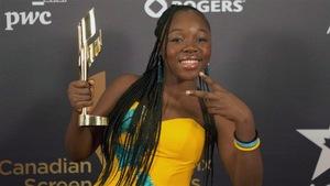 Rachel Mwanza, l'actrice de <em>Rebelle,</em> revient au cinéma