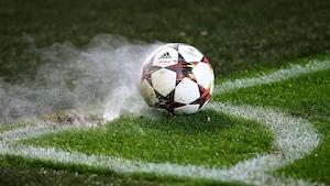 Un ballon de soccer