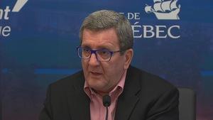 Régis Labeaume, maire de Québec