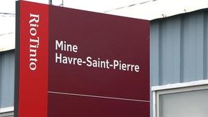 Bureaux de Rio Tinto Fer et Titane à Havre-Saint-Pierre