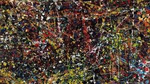 <em>Vent du nord</em> de Riopelle devient la 2e œuvre d'art la plus chère au Canada