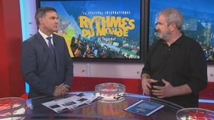 Roger Lemay et Robert Hakim en entrevue