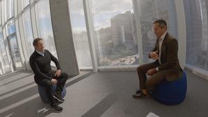 L'entrevue de Bruno Savard