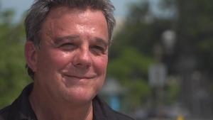 Robert Mercure est en entrevue au Téléjournal Québec.