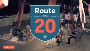 La Route des 20.