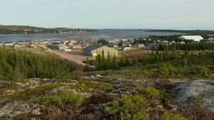 Les communautés de Pakua Shipi et de Saint-Augustin, en Basse-Côte-Nord.