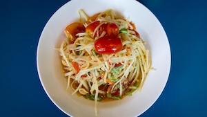 Sang de porc et piments forts: manger Thaï «authentique» à Toronto au restaurant Nana