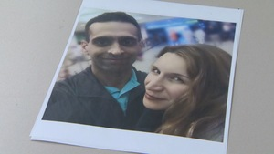 Elana et Mohammed Shamji